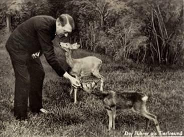 Der Führer als Tierfreund
