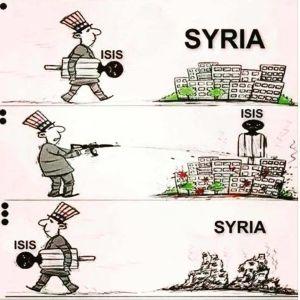 USA ISIS Syria